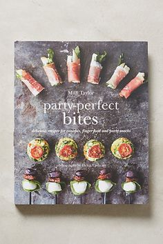 party perfect bites #anthropologie