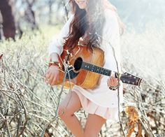 Im so taking a picture like this with my guitar!