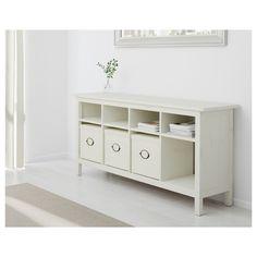 Wohnwand ikea hemnes  What paint colour is IKEA Hemnes white | HEMNES, Entertainment and ...