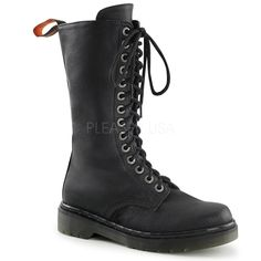 Demonia by Pleaser Women's RAGE-300 Combat Boot >>> Amazing product just a click away  : Boots