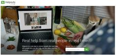Google's Stealthy Helpouts Live Video Commerce Service Makes Its First Public Appearance, Landing Page Now Live
