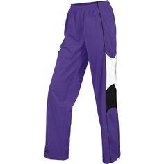 Prodigy Pant - Purple/Black/White Tennis Uniforms, Purple And Black, Black And White, Team Wear, Champion, Pajama Pants, Sweatpants, Women, Fashion