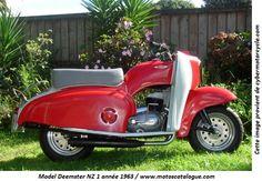 1963 DMW (Wolverhampton, England) Deemster NZ
