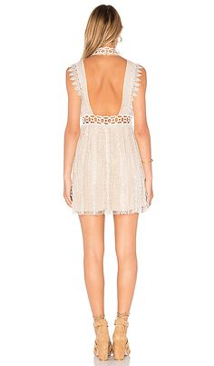 Shop for Free People Forever Lace Babydoll Dress in Cream at REVOLVE. Free 2-3 day shipping and returns, 30 day price match guarantee.