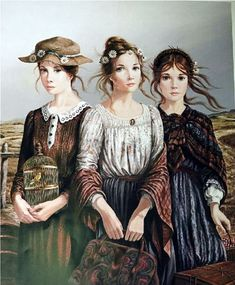 """pati bannister art 