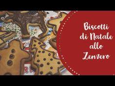 Biscotti di NATALE allo ZENZERO 🎅🎄 - YouTube