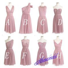 dusty thistle bridesmaid dresses, cheap bridesmaid dress, short bridesmaid dress, custom bridesmaid dresses, simple bridesmaid dress
