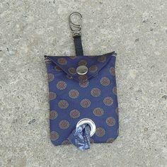 diy dog waste bag holder