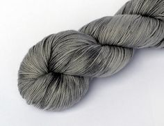 TWIST! 100g/400 yardsWinter is Coming.2 ply 80% superwash soft merino wool and 20% nylon sock yarnIndividually hand wash cool, dry flatApproximately 400 yards. Delightfully soft and strong HIGH TWIST 2 ply superwash, 80% merino and 20% nylon, fingering weight yarn. Great for socks, baby items, shawls. Strong, soft, and a breeze to wash, with gorgeous depth of color and squishiness. Individually hand dyed in tiny batches, variation from your monitor color may occur. Smoke...