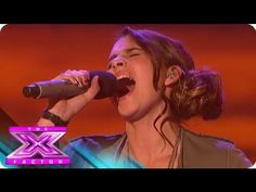 "Carly Rose Sonenclar's Fans Chose Beyonce's ""If I were a boy"" - THE X FACTOR USA 2012  (2012-12-05)"