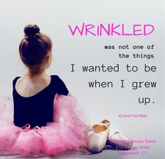 Wrinkled is not one of the things anyone wants to be when they grow up. We can…