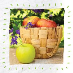 DID YOU KNOW? There are more than 7,000 apple varieties in the world. What's your favorite?