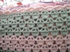 """It's time to discover why everyone is falling love with Baby's First Crochet Baby Blanket Pattern. <a href=""""http://www.favecrafts.com/tag/Baby-Blankets-to-Crochet"""" target=""""_blank"""" title=""""Baby Blankets to Crochet"""">Baby blanket crochet patterns</a> are fun to make when the recipient is a special someone like a new mommy. Pastel colors are perfect for any baby. This ..."""