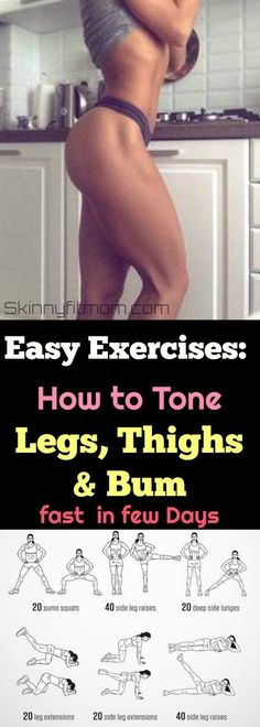 8 Exercise That Will Burn Inner Thigh Fat by eva.ritz