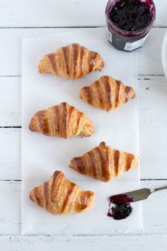 Brown Butter Croissants