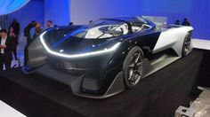 The Consumer Electronics Show in Las Vegas is essentially an auto show, and carmakers of all sizes c... - Copyright 2016 / AOL