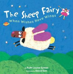 Wendy is a sheep with a dream. She spends her days mostly eating and sleeping...but she secretly wishes she could fly! One day Wendy does a kind favor for a fairy, who in turn grants Wendy her one wish. And so Wendy sets off on the adventure of a lifetime!