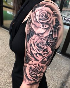 Pin by katy nelson on tatoos tattoos, sleeve tattoos, elegant tattoos. Girly Tattoos, Dream Tattoos, Badass Tattoos, Cool Tattoos, Cute Small Tattoos, Flower Tattoos, Forarm Tattoos, Leg Tattoos, Body Art Tattoos
