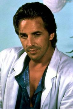 Don Johnson...bought the poster..took the ride!! My first obsession in college.