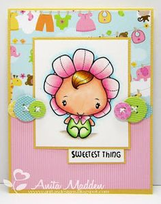 Splendid Stamping with The Greeting Farm: Oh, baby! Its time for JUNE Previews!