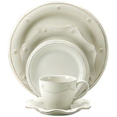 DIY~Paint Thrift Store Plates and Make your Own Creamware