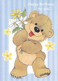 "suzy' zoo images | Greeting Card Birthday Suzy's Zoo ""Happy Birthday to You..."" Daisy ..."