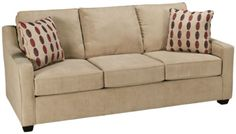 Klaussner   Beckham   Queen Sleeper Sofa   Sleepers And Sleep Sofas At  Jordanu0027s Furniture In