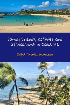 Family friendly activities and attractions in Oahu, HI - visit these kid friendly places of interest, fun activities and other attractions around Oahu for the entire family. You'll enjoy all these cool places to visit, must visit sites, recreation and adventure Oahu places and other interesting things to do with the entire family. Hawaii Travel Guide, Usa Travel Guide, Travel Usa, Travel Tips, Travel Destinations, Beach Travel, Beach Trip, South America Travel, North America