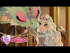 Videoclipe Shining Bright | A Nova Música de Ever After High! | Ever After High - YouTube