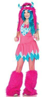 Mischief Monster Sassy Teen Costume - Halloween Costumes
