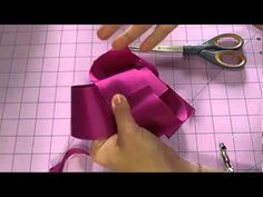 ▶ How To Make A Southern Big Girl Boutique Hair Bow - YouTube