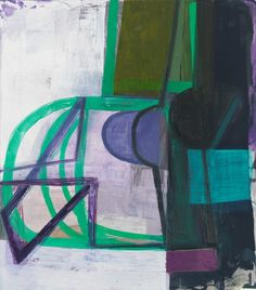 Amy Sillman at Kunsthaus Bregenz (Contemporary Art Daily) Geometric Artwork, Colorful Abstract Art, Abstract Shapes, Abstract Paintings, Contemporary Art Daily, Contemporary Abstract Art, Amy Sillman, Post Painterly Abstraction, Francis Picabia