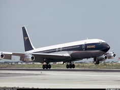 Boeing 707-436 aircraft picture #KiRi group キリ
