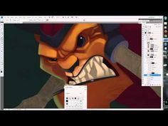 ▶ Frogbillgo Speed Paint 1 - YouTube