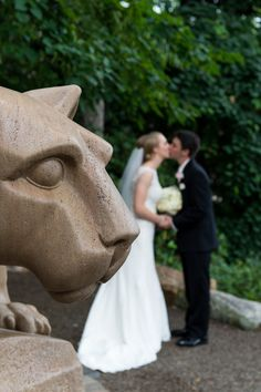 Penn State Wedding