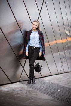 Style Gamblers: Denim affair#fashion#blogger#ootd#streetstyle#look#denim#shirt#hm#jeans#primark#bag#zara