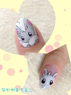 Pokemon Nails ♪ (1/2)