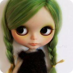 blythe green hair - Google 検索