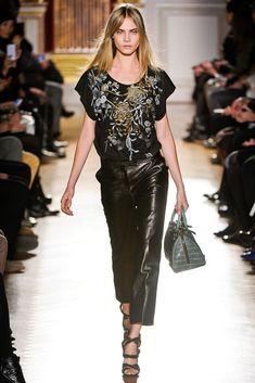 Barbara Bui Fall 2012 Ready-to-Wear Fashion Show - Cara Delevingne (Elite)