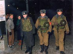 January 1991 in Vilnius