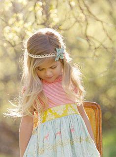 One Good Thread - Persnickety Clothing | Brooke Headband - Multicolor - Bo Peep, $30.00 (http://www.onegoodthread.com/persnickety-clothing-brooke-headband-multicolor-bo-peep/) #OGTBOPEEP