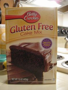 Gluten And Egg Free Devil S Food Cake