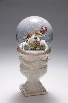 San Francisco Music Box : Snow Globe | Sumally (サマリー)