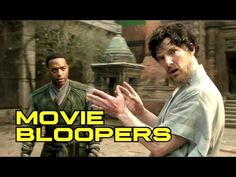 DOCTOR STRANGE Bloopers Gag Reel (2017) Benedict Cumberbatch Marvel Movi...