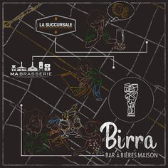 La bière, de La Succursale jusqu'à Birra Coups, Discovery, Restaurants, Movie Posters, Going Out, Italy, Diners, Film Poster, Popcorn Posters