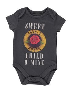 Guns 'n' Roses Bodysuit | Baby | George at ASDA