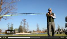 Learn How to Fly Cast in 2 Minutes --by T. Edward Nickens