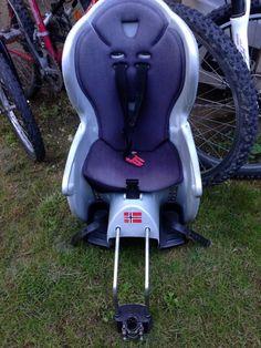 Location siège enfant HAMAX pour vélo ... Idéal pour promener son enfant en toute sécurité !