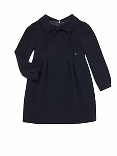 Gucci Toddler's & Little Girl's Crepe Dress