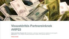 Visszatérítés CISCO Partnereinknek #VIP23